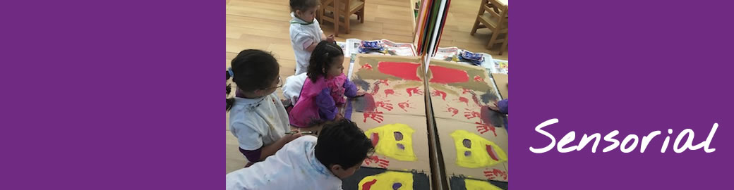 Jardín Infantil Cosmos Montessori. Educación alternativa. Barrio Cedritos. Zona norte de Bogotá. Colombia. Educación para niños y niñas.